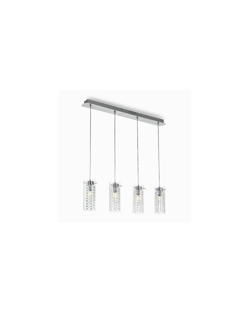 Подвесной светильник Ideal Lux / Идеал Люкс IGUAZU' SP4