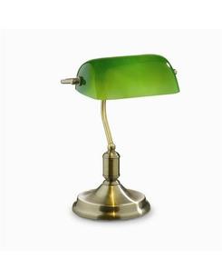 Настольная лампа Ideal Lux / Идеал Люкс LAWYER TL1 BRUNITO