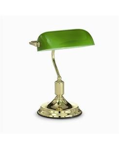 Подробнее о Настольная лампа Ideal Lux / Идеал Люкс LAWYER TL1 OTTONE