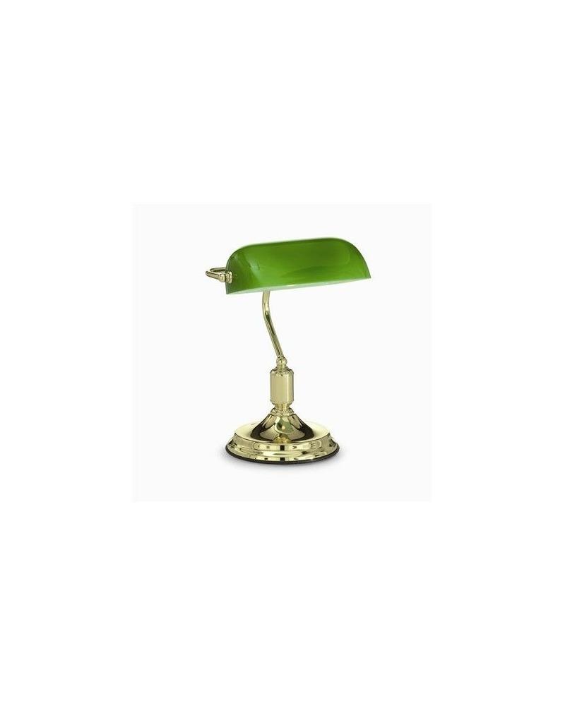 Настольная лампа Ideal Lux / Идеал Люкс LAWYER TL1 OTTONE