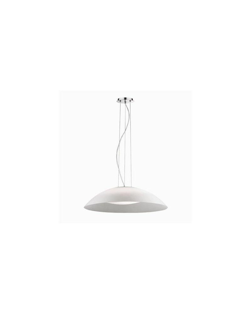Подвесной светильник Ideal Lux / Идеал Люкс LENA SP3 D64 BIANCO