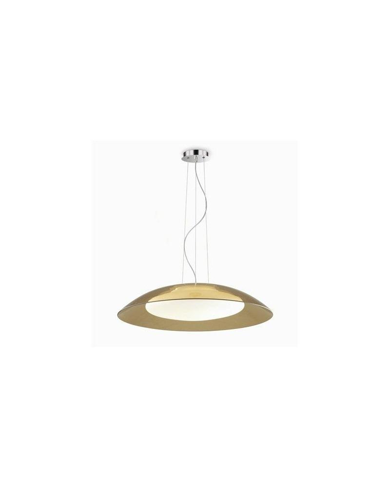 Подвесной светильник Ideal Lux / Идеал Люкс LENA SP3 D64 MARRONE