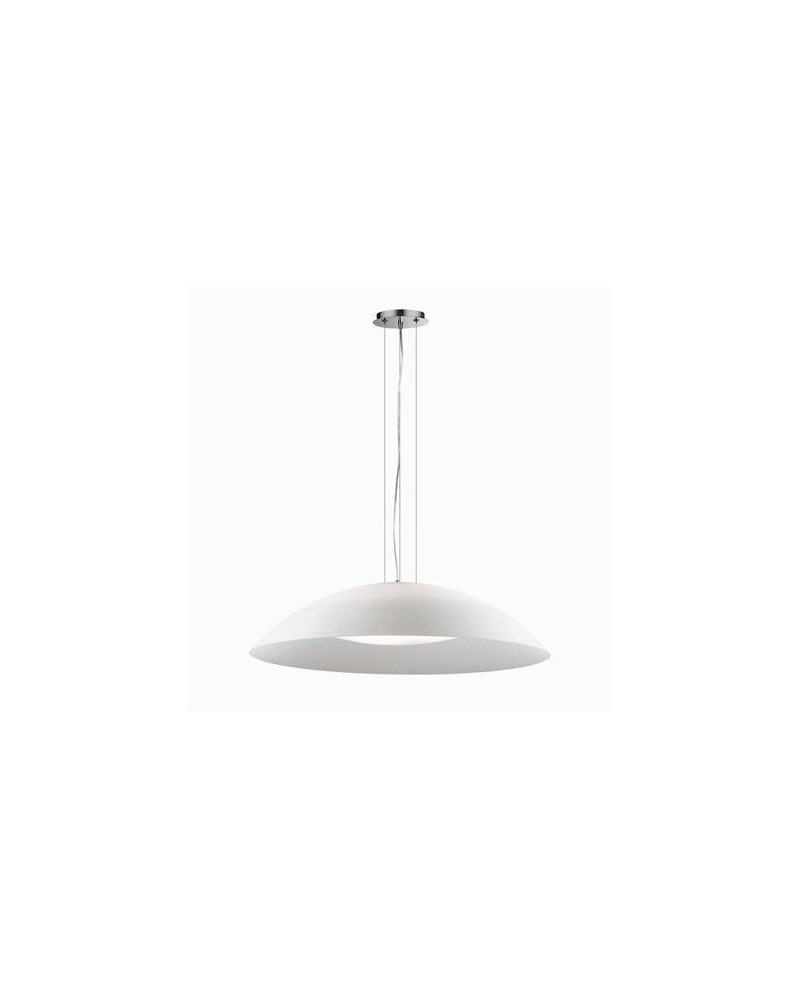 Подвесной светильник Ideal Lux / Идеал Люкс LENA SP3 D74 BIANCO