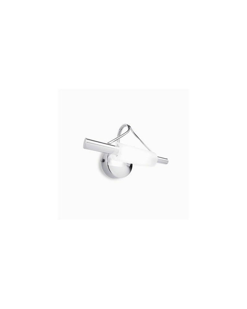Светильник для ванной Ideal Lux / Идеал Люкс LUCCIOLA AP1 CROMO