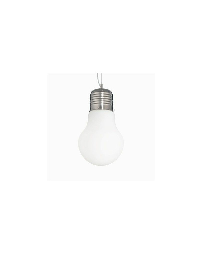 Подвесной светильник Ideal Lux / Идеал Люкс LUCE SP1 BIG BIANCO