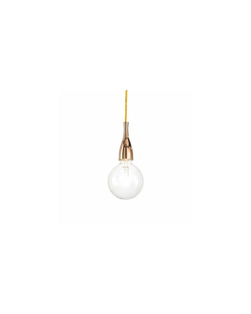 Подвесной светильник Ideal Lux / Идеал Люкс MINIMAL SP1 ORO
