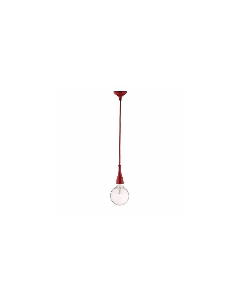 Подвесной светильник Ideal Lux / Идеал Люкс MINIMAL SP1 ROSSO