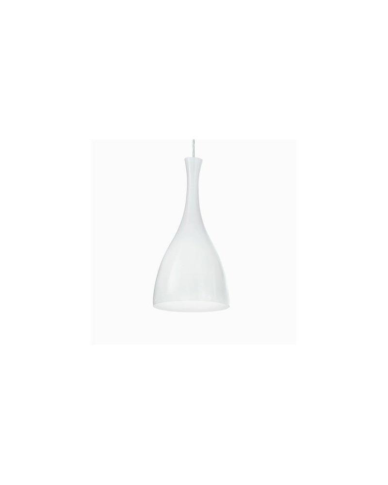 Подвесной светильник Ideal Lux / Идеал Люкс OLIMPIA SP1 BIANCO