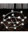 Люстра подвесная Ideal Lux / Идеал Люкс ORBITAL SP14