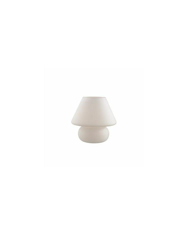 Настольная лампа Ideal Lux / Идеал Люкс PRATO TL1 BIG BIANCO