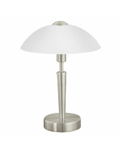 Подробнее о Настольная лампа Eglo / Эгло 85104 Solo 1