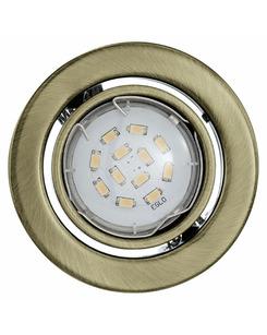Точечный светильник Eglo / Эгло 93235 Igoa